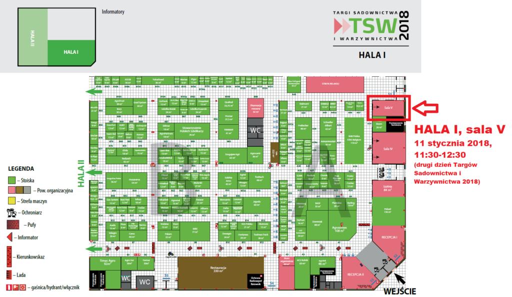 mapa targów TSW 2018 1024x595 - Katarzyna Dulik